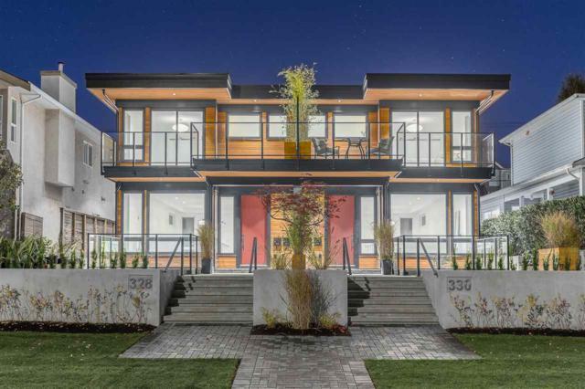 330 E 6TH Street, North Vancouver, BC V7L 1P6 (#R2316334) :: TeamW Realty