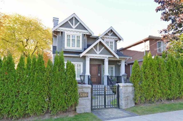 5399 Trafalgar Street, Vancouver, BC V6N 1B8 (#R2316555) :: Vancouver Real Estate