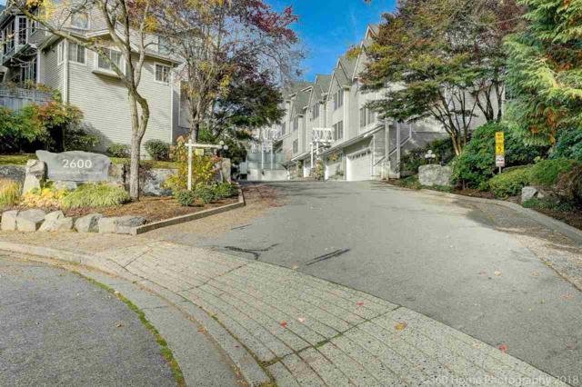 2600 Beaverbrook Crescent #30, Burnaby, BC V3J 7W6 (#R2316622) :: West One Real Estate Team
