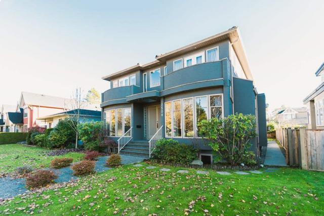2508 Oliver Crescent, Vancouver, BC V6L 1S7 (#R2318588) :: Vancouver House Finders