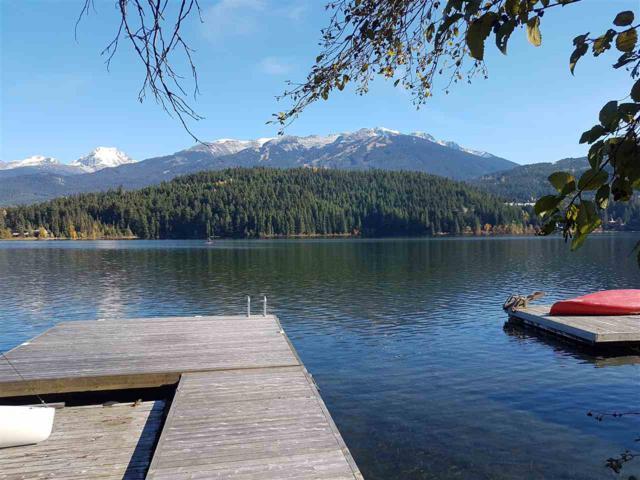 5734 Alta Lake Road, Whistler, BC V0N 1B5 (#R2318726) :: Vancouver Real Estate