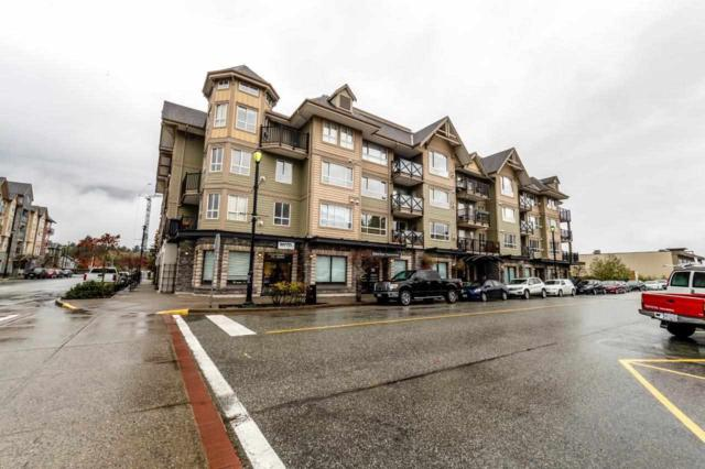 38003 Second Avenue #205, Squamish, BC V8B 0A4 (#R2318733) :: West One Real Estate Team