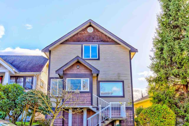 3622 Oxford Street, Vancouver, BC V5K 1P3 (#R2319889) :: West One Real Estate Team