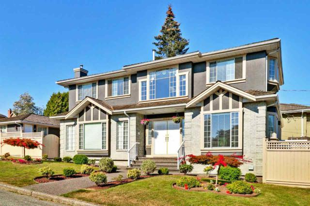 803 Fifteenth Street, New Westminster, BC V3M 5S9 (#R2320153) :: West One Real Estate Team