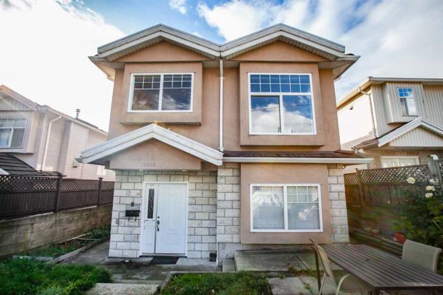 7845 Fraser Street, Vancouver, BC V5X 3X2 (#R2320801) :: West One Real Estate Team