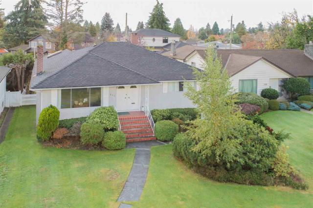 642 W 52ND Avenue, Vancouver, BC V6P 1G2 (#R2321072) :: West One Real Estate Team