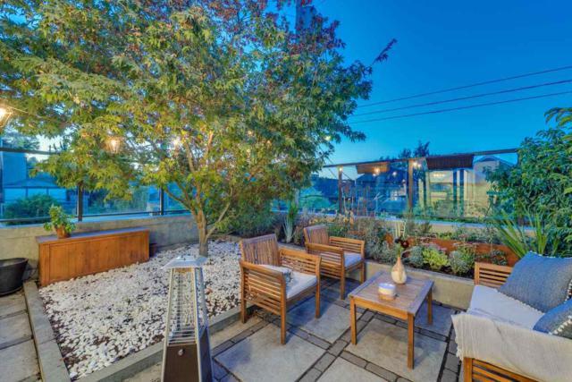4355 W 10TH Avenue #101, Vancouver, BC V6K 2V3 (#R2321392) :: West One Real Estate Team