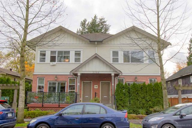 2266 Kelly Avenue A, Port Coquitlam, BC V3C 1X9 (#R2321467) :: TeamW Realty