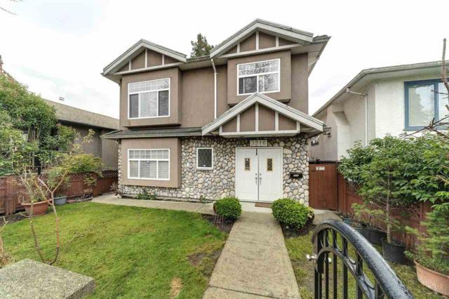 3216 E Georgia Street, Vancouver, BC V5K 2L3 (#R2321521) :: West One Real Estate Team