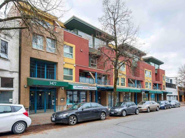 3477 Commercial Street #15, Vancouver, BC V5N 4E8 (#R2321606) :: West One Real Estate Team