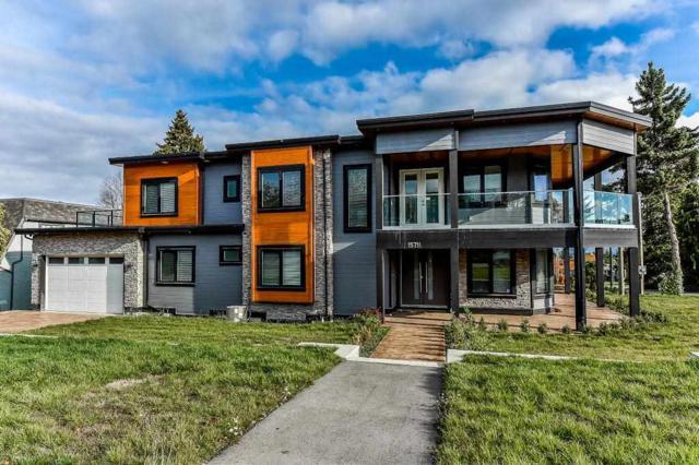 15711 Roper Avenue, White Rock, BC V4B 2H1 (#R2322034) :: Vancouver House Finders