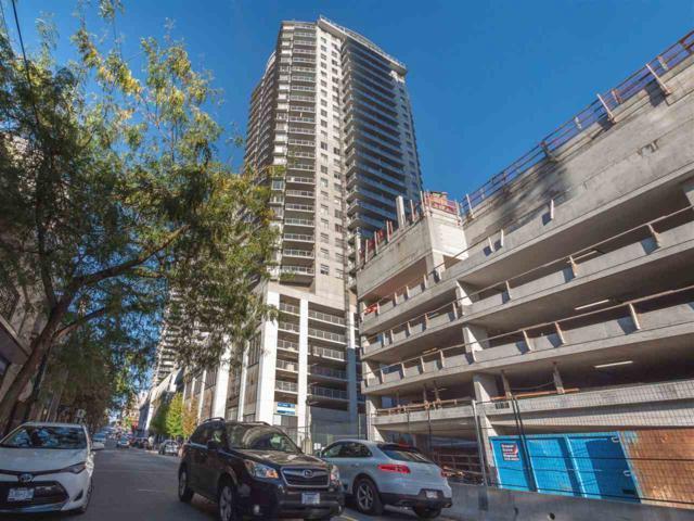 898 Carnarvon Street #2010, New Westminster, BC V3M 0C3 (#R2322168) :: West One Real Estate Team