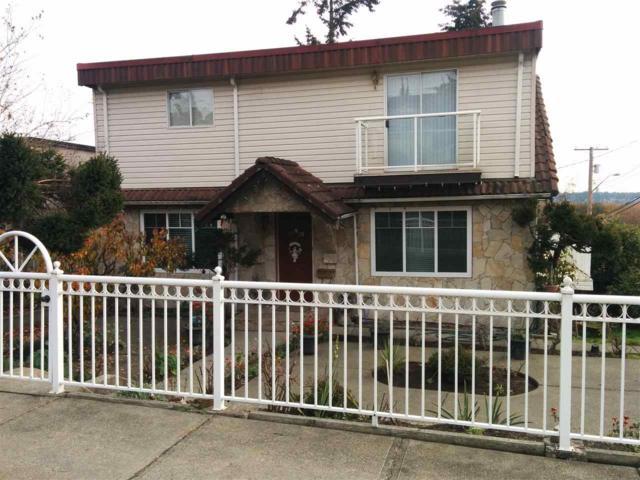 1728 Seventh Avenue, New Westminster, BC V3M 2K8 (#R2322449) :: West One Real Estate Team