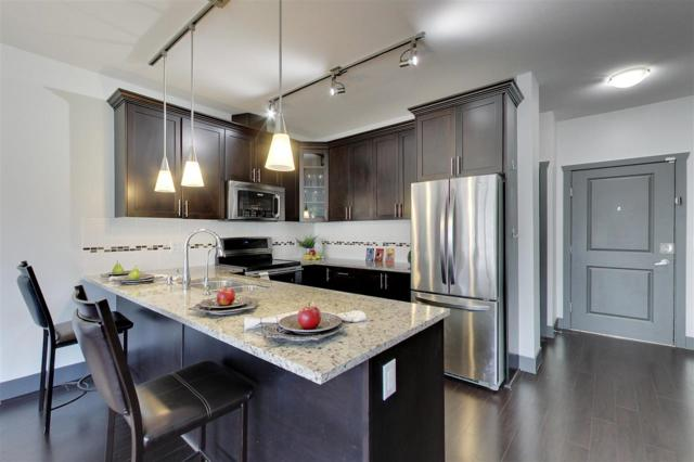 2330 Shaughnessy Street #410, Port Coquitlam, BC V3C 0B5 (#R2322549) :: West One Real Estate Team