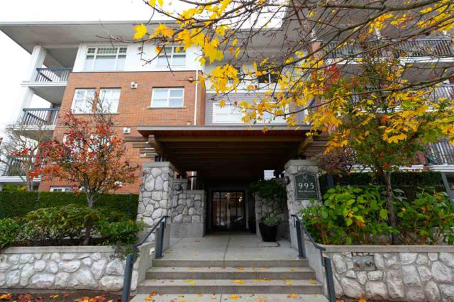 995 W 59TH Avenue #402, Vancouver, BC V6P 6Z2 (#R2323049) :: West One Real Estate Team