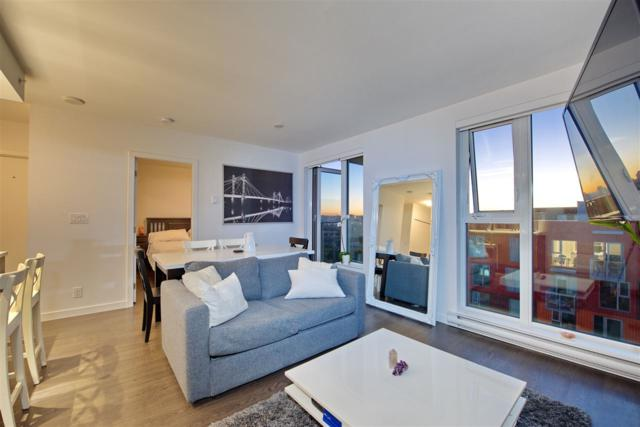 983 E Hastings Street #1209, Vancouver, BC V6A 1R9 (#R2323083) :: West One Real Estate Team