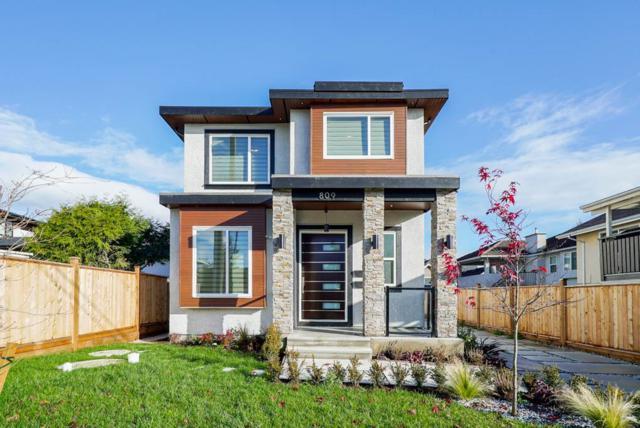 809 Twenty First Street, New Westminster, BC V3M 4Y1 (#R2325016) :: Vancouver Real Estate