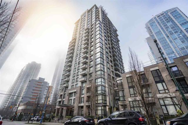 1295 Richards Street #1904, Vancouver, BC V6B 1B7 (#R2332368) :: Vancouver Real Estate