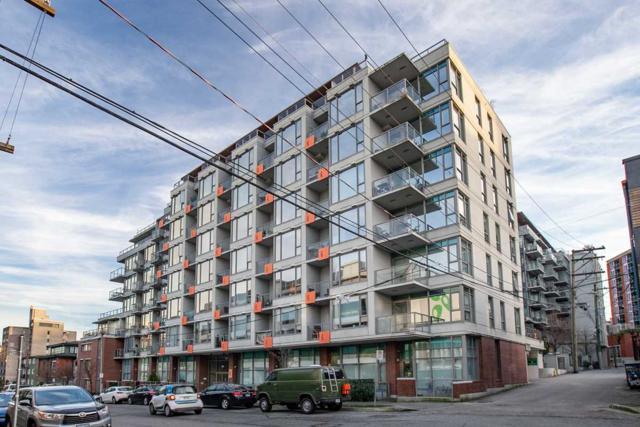 250 E 6TH Avenue #807, Vancouver, BC V5T 0B7 (#R2332846) :: TeamW Realty