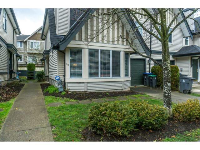 18883 65 Avenue #48, Surrey, BC V3S 8Y2 (#R2333431) :: Homes Fraser Valley