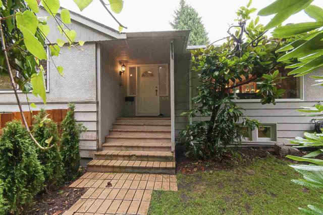 1310 Braeside Street, West Vancouver, BC V7T 2L3 (#R2339934) :: Vancouver Real Estate