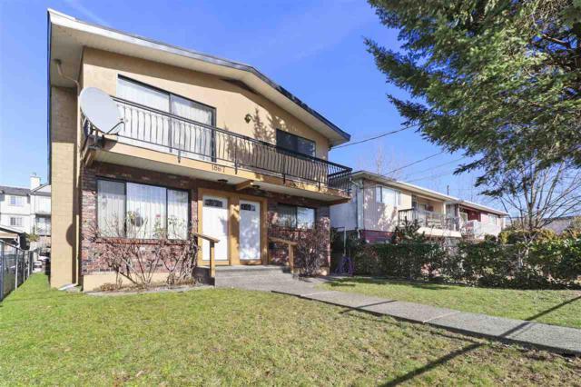 1867 E 12TH Avenue, Vancouver, BC V5N 2A4 (#R2339994) :: Vancouver Real Estate