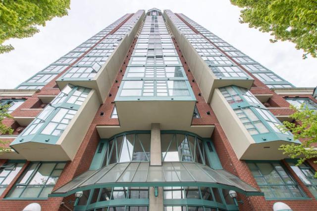 939 Homer Street #501, Vancouver, BC V6B 2W6 (#R2342375) :: Vancouver Real Estate