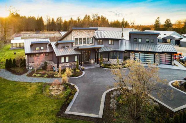 4615 190 Street, Surrey, BC V3Z 1B2 (#R2342737) :: Royal LePage West Real Estate Services