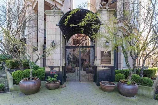 499 Drake Street Ph601, Vancouver, BC V6B 1B1 (#R2342739) :: Vancouver Real Estate