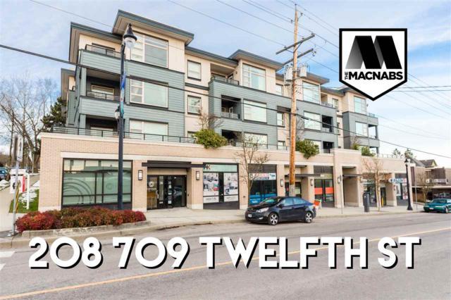 709 Twelfth Street #208, New Westminster, BC V5J 4R6 (#R2342986) :: Vancouver Real Estate