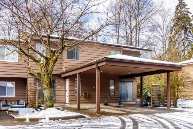1140 Eagleridge Drive #13, Coquitlam, BC V3E 1C2 (#R2345613) :: TeamW Realty