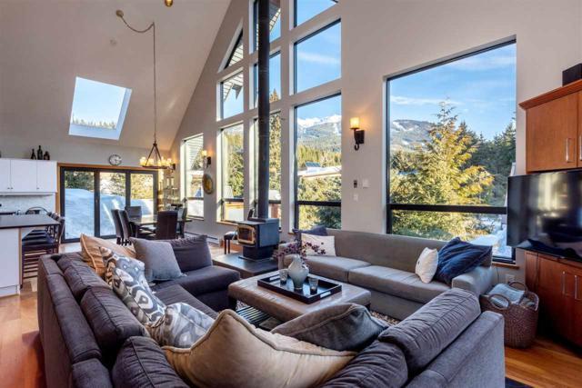 7161 Nancy Greene Drive, Whistler, BC V8E 0E3 (#R2346274) :: Royal LePage West Real Estate Services