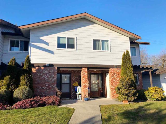 6111 Tiffany Boulevard #8, Richmond, BC V7C 4Y7 (#R2347103) :: TeamW Realty