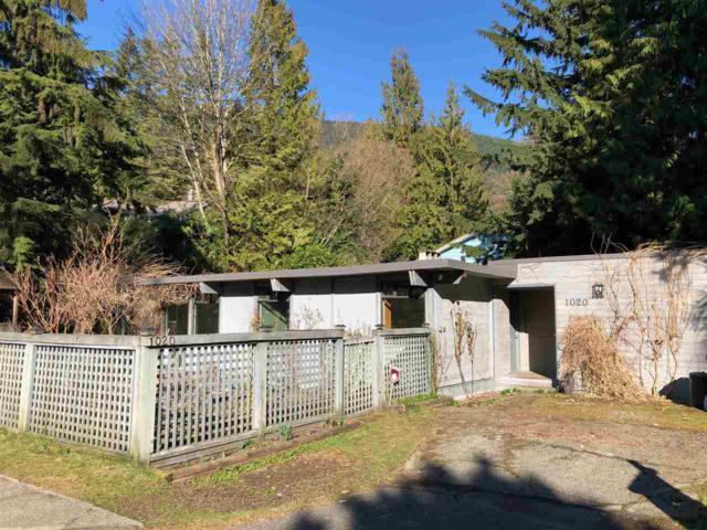 1020 Canyon Boulevard, North Vancouver, BC V7R 2K1 (#R2347543) :: TeamW Realty