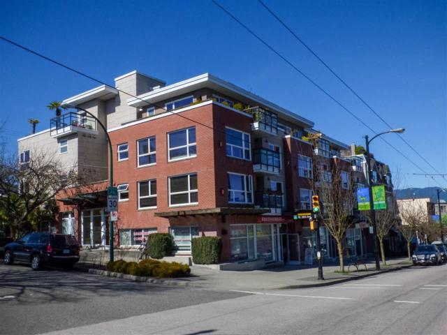 3611 W 18TH Avenue #306, Vancouver, BC V6S 1B3 (#R2349459) :: Vancouver Real Estate