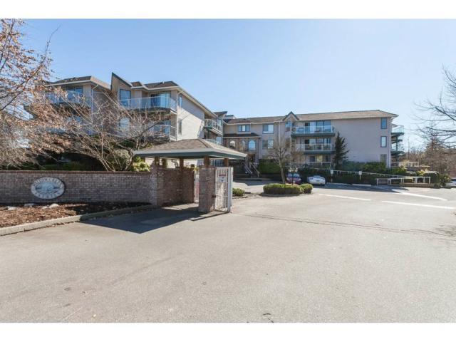 27358 32 Avenue #217, Langley, BC V2Z 2P4 (#R2349502) :: Premiere Property Marketing Team