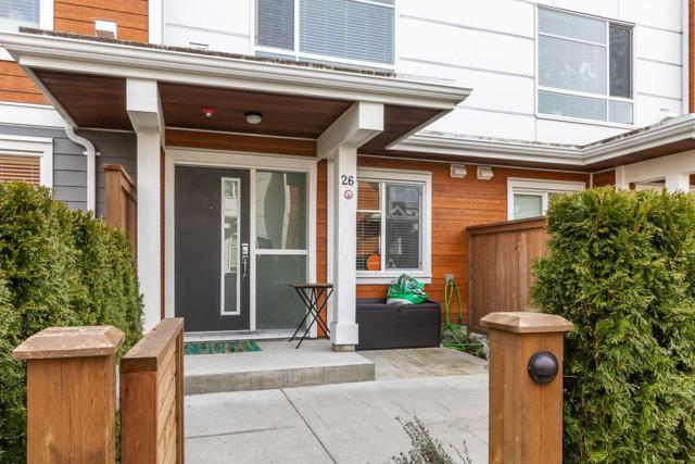 2958 159 Street #26, Surrey, BC V3Z 0R1 (#R2349817) :: Premiere Property Marketing Team