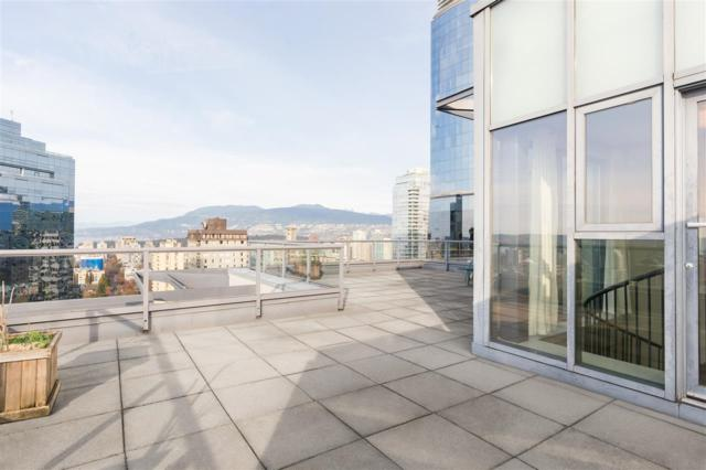 1068 Hornby Street #3205, Vancouver, BC V6Z 2Y7 (#R2350216) :: TeamW Realty