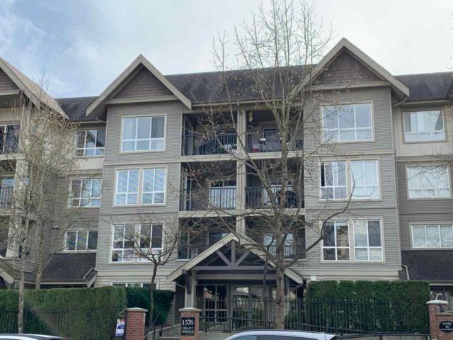 1576 Grant Avenue #406, Port Coquitlam, BC V3B 1P2 (#R2351230) :: TeamW Realty