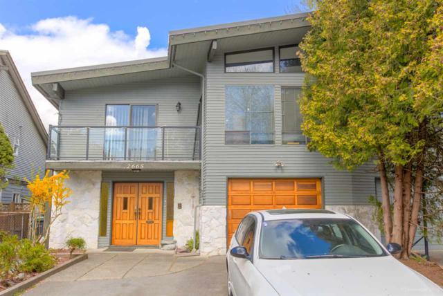 2665 Eagleridge Drive, Coquitlam, BC V3E 1R9 (#R2356152) :: Vancouver Real Estate