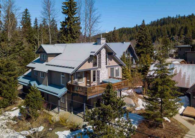 7204 S Fitzsimmons Road, Whistler, BC V8E 0E6 (#R2356630) :: Ben D'Ovidio Personal Real Estate Corporation | Sutton Centre Realty