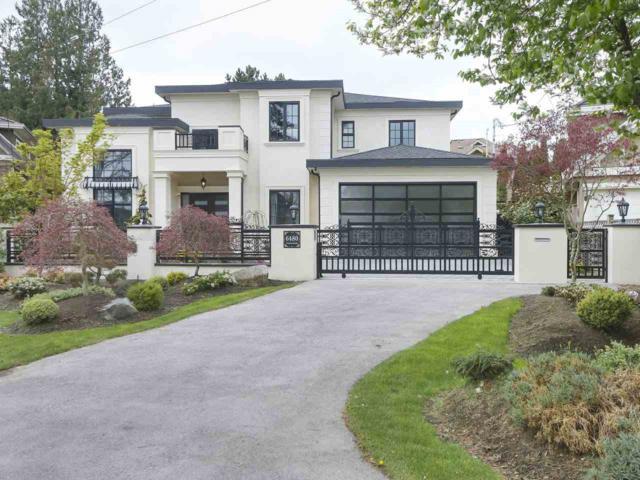 6480 Chatsworth Road, Richmond, BC V7C 3S3 (#R2358360) :: TeamW Realty