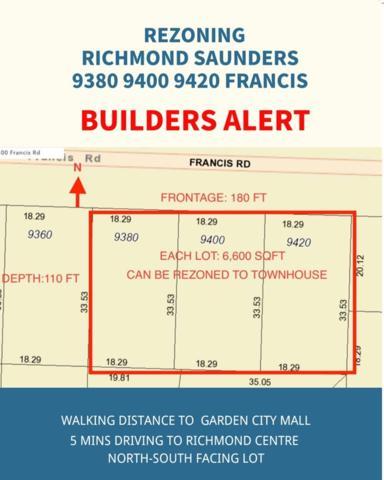 9380 Francis Road, Richmond, BC V6Y 1B1 (#R2359277) :: TeamW Realty