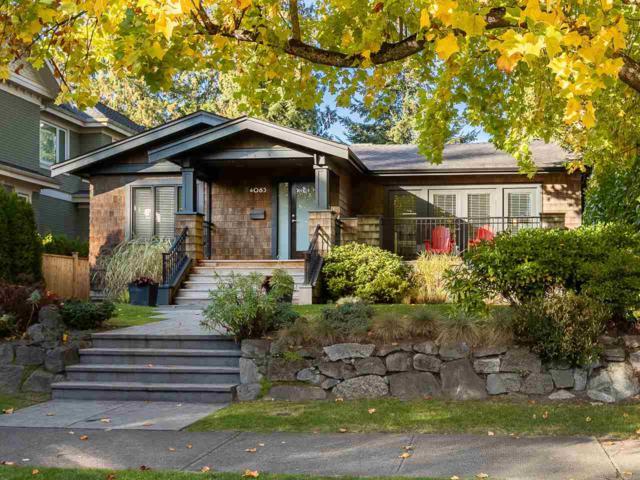 4085 W 39TH Avenue, Vancouver, BC V6N 3B1 (#R2359295) :: Vancouver Real Estate