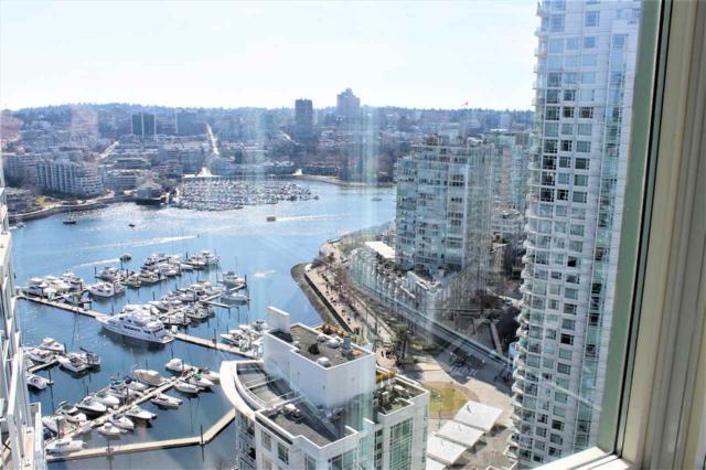 193 Aquarius Mews #3003, Vancouver, BC V6Z 2Z2 (#R2359878) :: Vancouver Real Estate