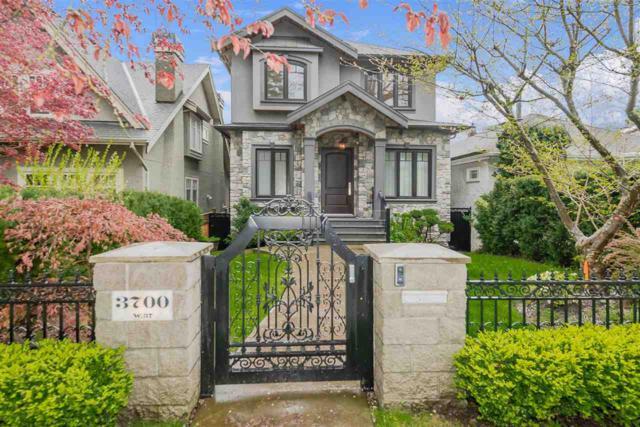 3700 W 37TH Avenue, Vancouver, BC V6N 2V9 (#R2360642) :: Vancouver Real Estate