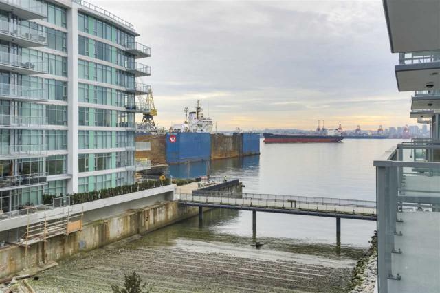 175 Victory Ship Way #413, North Vancouver, BC V7L 0G1 (#R2360923) :: Vancouver Real Estate