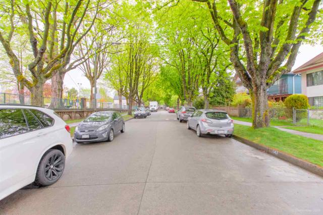 1330 E 10TH Avenue, Vancouver, BC V5N 1X3 (#R2362150) :: Vancouver Real Estate