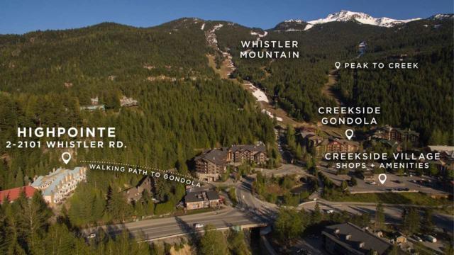 2101 Whistler Road #2, Whistler, BC V8E 0R3 (#R2365979) :: Royal LePage West Real Estate Services