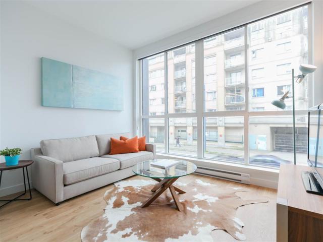 557 E Cordova Street #211, Vancouver, BC V6A 1L8 (#R2366748) :: Vancouver Real Estate